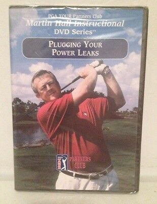 Plugging Your Power Leaks (PGA Tour Partners Club DVD Series)