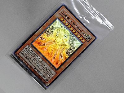 Yu-Gi-Oh! WCPS-AE703 TESTAMENT OF THE ARCANE LORDS(Sealed) New Mint!!!