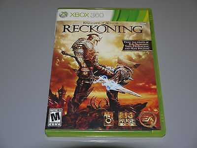 Kingdoms Of Amalur Reckoning (xbox 360) Complete! Ships Fast!