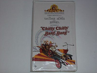 Chitty Chitty Bang Bang (VHS) Brand New Factory Sealed Clamshell Release