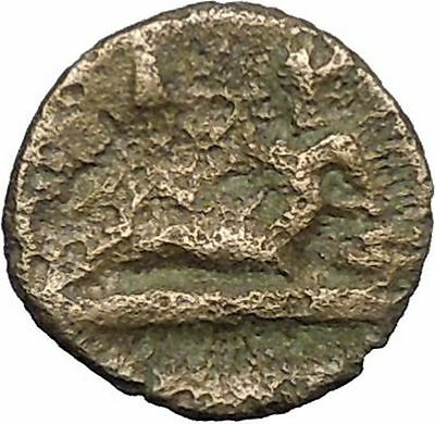 ODESSOS in THRACE 281BC Great God Derzelas & Apollo Ancient Greek Coin i48984
