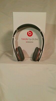 Beats by Dr. Dre Solo HD Headband Headphones - White