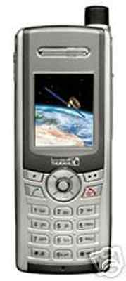 Thuraya SG-2520 Satellite/GSM/GPS tri-band smart phone