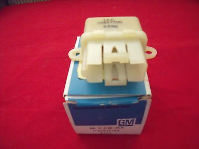 ACDelco 212-289 Diesel Light Relay GM#22517700