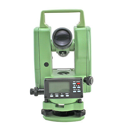 "2"" Theodolite, electronic theodolite DE 2A"