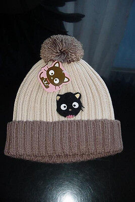 Sanrio Chococat Winter Hat Original Style Retired, New with Tag RARE