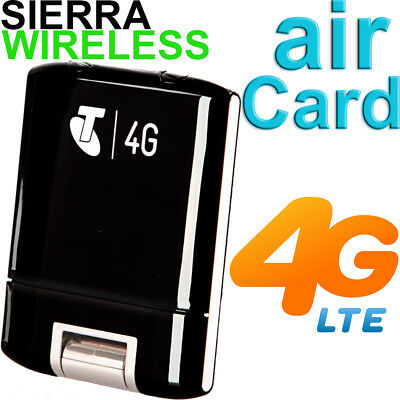 Telstra Ultimate AirCard 320U 4G LTE Wireless USB Mobile Broadband Modem