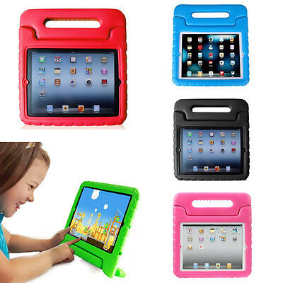 Custodia Kid rinforzata bambini Apple iPad 2/3/4 Mini Air/Air2/Pro/2017 antiurto