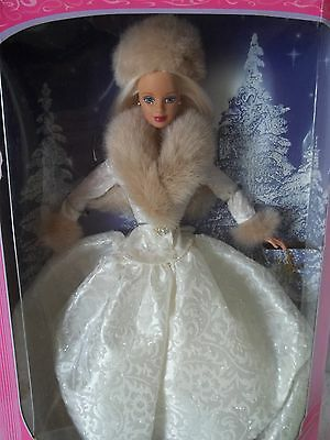 1998 Winter Evening Barbie. Special Edition. #19218 Nice.