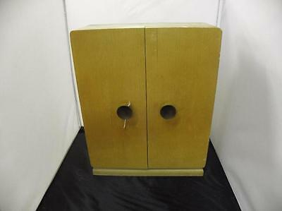 """Little Storage/Vanity Caddy or Cabinet (about 16"""" tall) Lot 286"""
