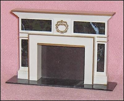 Regency Hearthplace  Fireplace  Ideal Petite Princess  Dollhouse Furniture