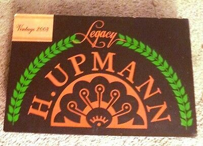 Empty Colorful UPMANN Cigar Box LEGACY series ROBUSTO bright,clean,ExclntCond.