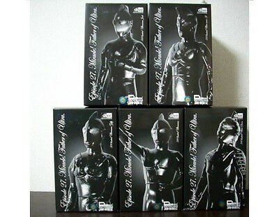 Ultraman 5 Brothers Figure CCP Miracle! Father of Ultra Zoffy Seven Jack Ace