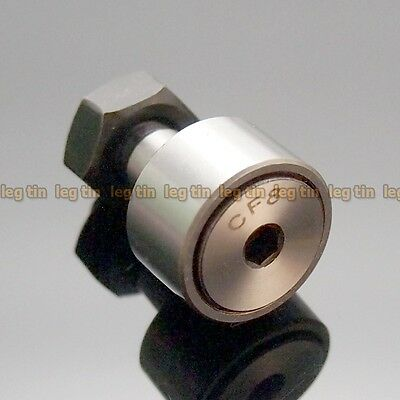 [2 PCS] CF8 KR19 KRV19 Cam Follower Needle Roller Bearing Bearings