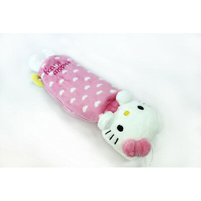 Hello Kitty Pencil Case Cosmetic Pouch Bag Pocket Girl Women Office School Pink