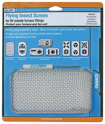 Flying Insect Screen - FUR 100 RV Camper Class A B C Motorhome 5th Wheel