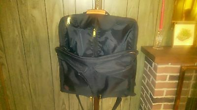 Olympia Deluxe Garment Bag Hanging Luggage Travel, Used