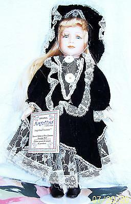 Porcelain Doll from the Angelina Visconti Colleciton