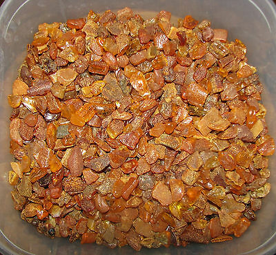 Natural Baltic Amber Raw Stone Genuine 100 grams 3.47 oz