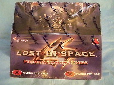 1998 Lost In Space  The Movie  Sealed Box