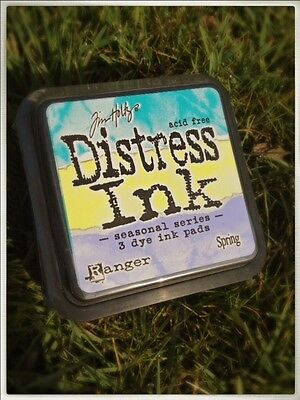 TIM HOLTZ LIMITED EDITION SPRING DISTRESS INK PAD SET