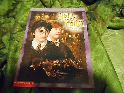 Harry Potter and The Chamber of Secrets Poster Book 1