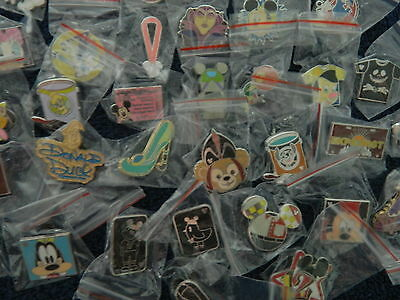 Lot of 25 Disney Trading Pins. NO Duplicates. FREE and FAST Shipping.
