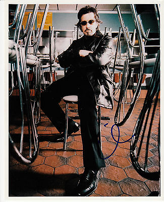 Original Signed Color Photo of Al Pacino of 1990's Films