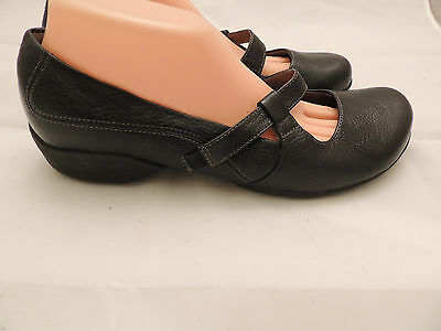 Women's Hush Puppies Shoes size US 11M Leather, Black