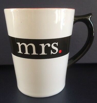 Mrs. Coffee Mug Cup by Dayspring - I found the one my heart loves 80675
