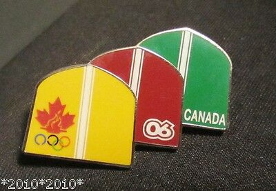 2006 Olympic games Torino Italy - Canada Noc pin