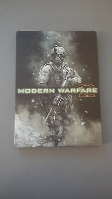 Call of Duty: Modern Warfare 2 Limited Edition Steelbook Case - NO GAME INCLUDED