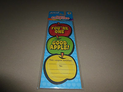 """20 Award Coupons Made By ArtSkills, Coupons Are 7 1/2"""" X 2 1/2"""", NEW IN PACKAGE"""