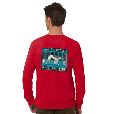 Southern Tide - Skipjack Cartridge Co. - XL - Long Sleeve
