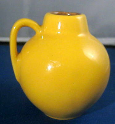 Mid Century Scheurich Pottery Miniature Jug Vase Made in W. Germany 470-7