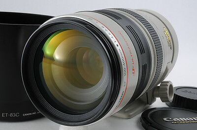 Canon EF 100-400mm F/4.5-5.6 L IS USM Lens - NearMint (Ca-67)