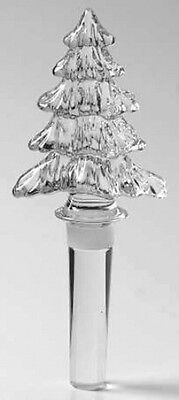 NEW  MIKASA Holiday Time Christmas Tree Bottle Stopper(WITH OUT BOX)