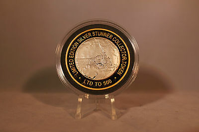 Puffin Billy Steam Train Silver Stunner Coin - Limited Edition 500 Released