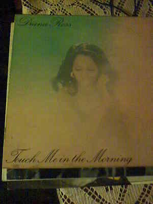 diana ross lp record touch me in the morning supremes