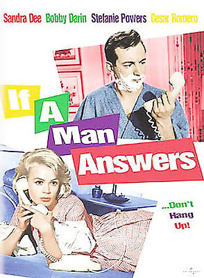 If a Man Answers - Bobby Darin, Sandra Dee, Stefanie Powers, Cesar Romero - DVD