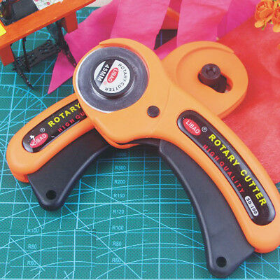 Rotary Cutter Circular Sewing Quilting Fabric Cutting Craft Cutter Blade 28 45mm