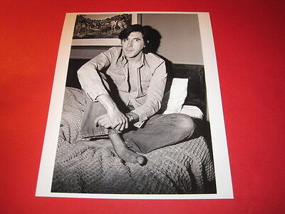 ROXY MUSIC BRYAN FERRY  10x8 inch lab-printed glossy photo P/2297