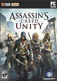 BRAND NEW SEALED Assassin's Creed: Unity  (PC, 2014)