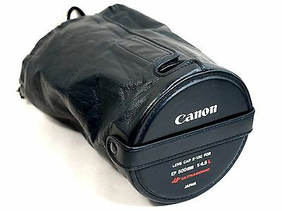 Canon Lens Cap E-130 for EF 500mm f/4.5L Lens - Very Clean