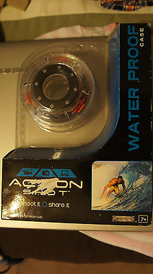 Action Shot HD Digital Camera WATERPROOF CASE Water Proof COVER BRAND NEW