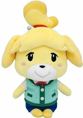 Sanei Animal Crossing New Leaf 8' Plush Toy: Isabelle/Shizue