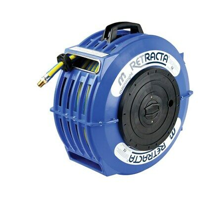 Macnaught Retracta Compressed air/water hose reel 20m x 10mm - AW100