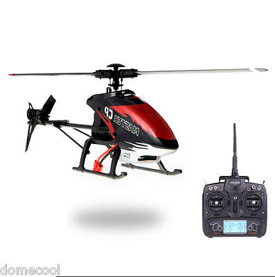 Walkera Master CP 6 Channel 2.4G 6-Axis Gyro Flybarless Helicopter with DEVO 7