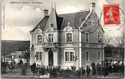 36 REUILLY - la mairie
