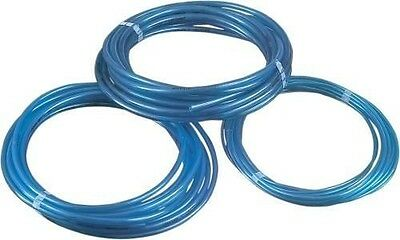 Blue Polyurethane Fuel Line   1/4in. I.D. x 25ft. Parts Unlimited A37330